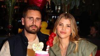 Sofia Richie Calls Scott Disick 'Best BF' After He Surprises…