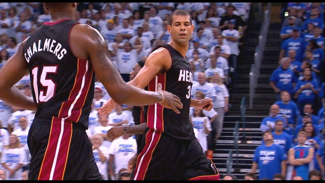 Shane Battier takes on new challenge with the Heat
