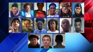 15 teens killed across Jacksonville in 2018