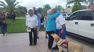 Army veteran receives new start with new home in The Villages