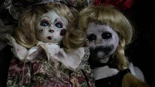 Go inside San Antonio home full of haunted dolls