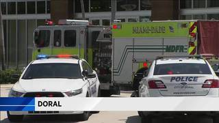 Authorities deal with false bomb threat in Doral