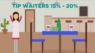 How much should I tip? Check out best tipping practices on KSAT News at 9