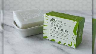 Del Taco selling french fry-scented soap