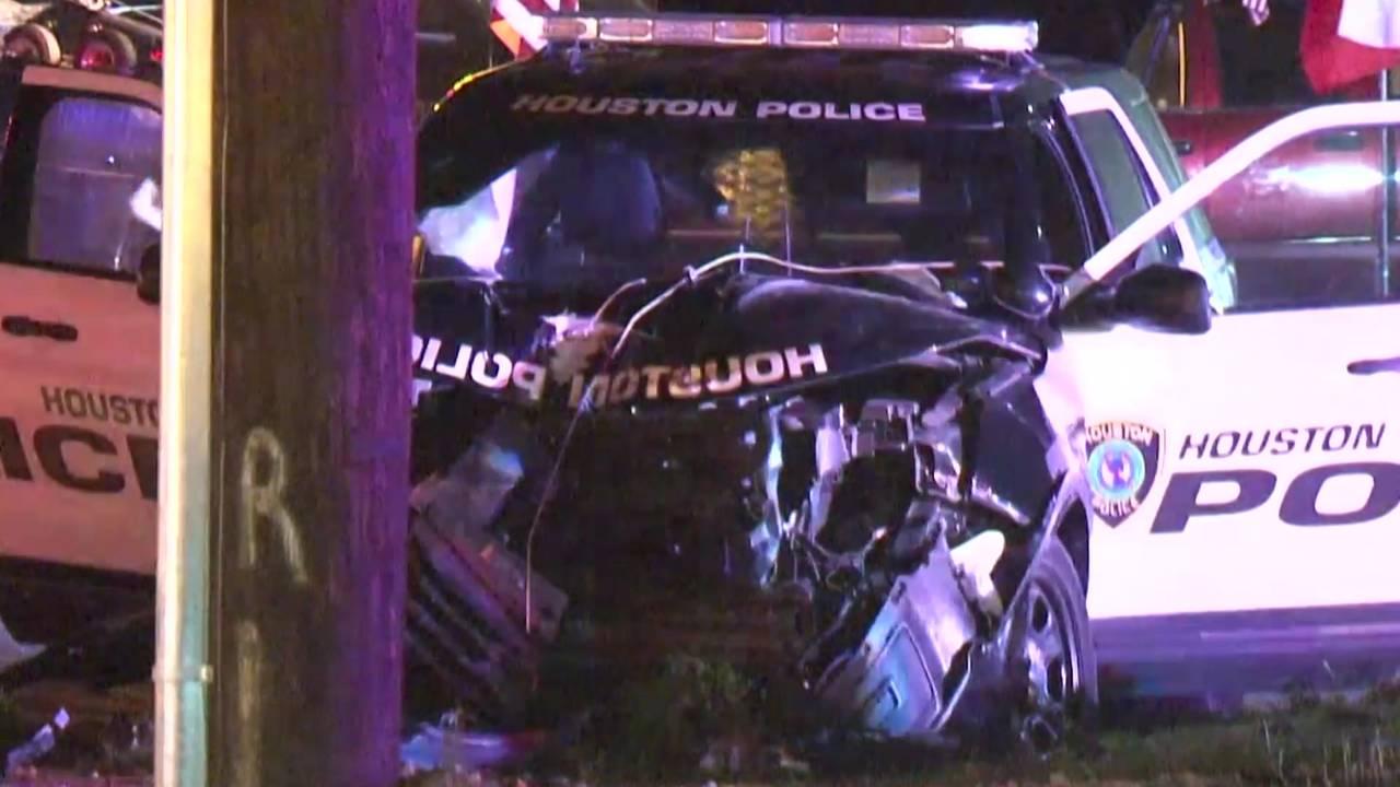 Allen Genoa fatal police chase cruiser crash scene 9-28-18