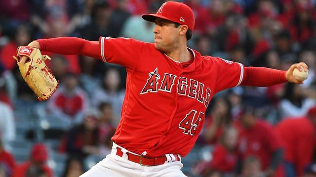 LA Angels pitcher Tyler Skaggs found dead in North Texas