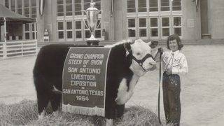 Throwback Thursday: San Antonio Rodeo keeps focus on education
