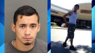 Police arrest man accused of beating older man at Semoran shopping center