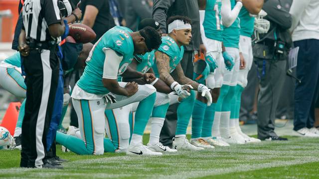 3 dolphins players to meet with nfl about protests m4hsunfo