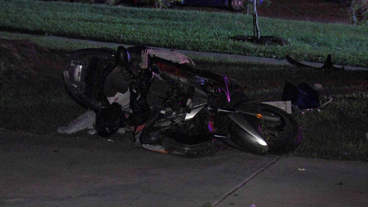 Scooter Driver Killed In Hit And Run Crash Police Say