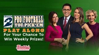 Enter our Pro Football You Pick 'Em contest