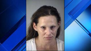 Woman accused of leading police on chase with infant in vehicle