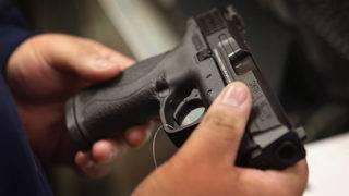 Repeal sought of longstanding gun law