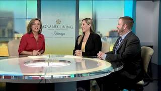 Grand Living talks about their new senior care community