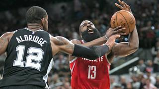 Aldridge Gay Help Spurs Hold Down Rockets 100 83