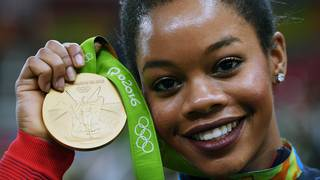 Gabby Douglas: US Olympic star alleges abuse by Dr. Larry Nassar
