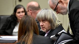 Tortured 13: Turpin siblings allegedly starved, shackled, taunted with food