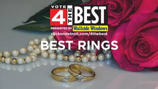 Valentine's Day Rings -- Top 5 places in Metro Detroit