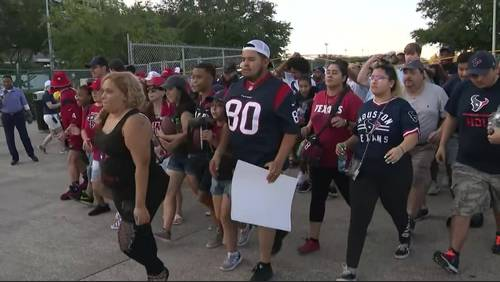 Camp Texans Day 8: Fans get first look at 2019 squad