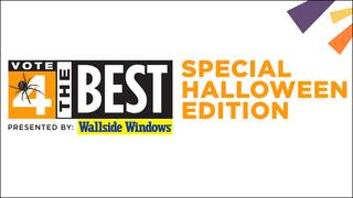 Vote 4 the Best 2017 Special Halloween Edition