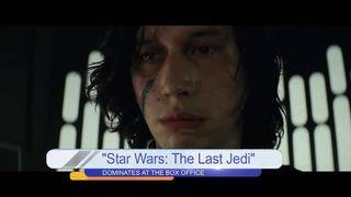 """Daytime Dish: """"The Last Jedi"""" Opening Weekend, Last Minute Shopping"""