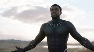 Black superheroes rising in popularity