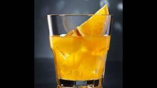 RECIPE: Orange Smash Cocktail