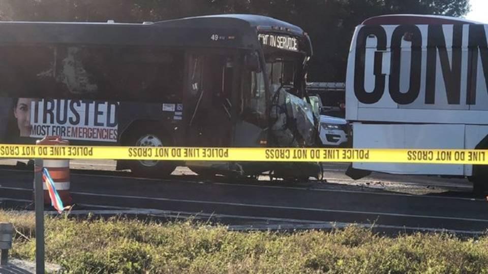 Fatal Lynx bus crash close