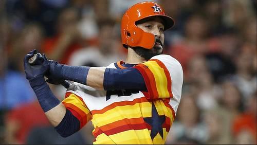 Get2Know: Astros' Marwin Gonzalez