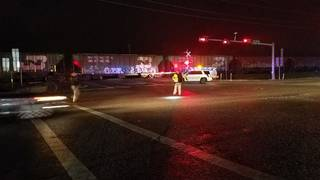 2 teens critically injured after train, car collide in Fort Bend County