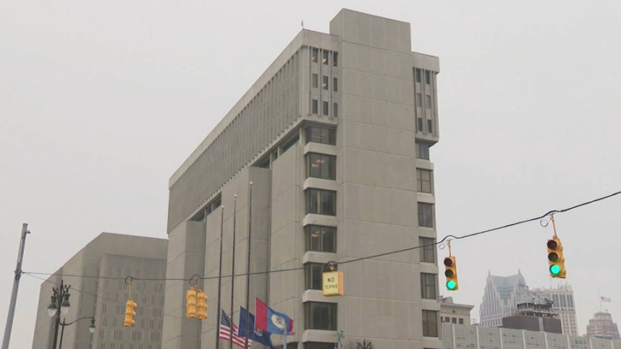 Frank Murphy Hall of Justice