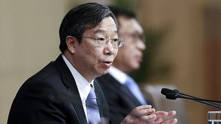 China's powerful central bank has a new leader