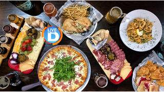 Dine in the D: Win a Gift Card to Fillmore 13 Brewery