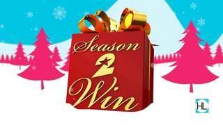 Season 2 Win: Monday's Winner