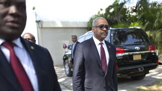 Haiti's prime minister resigns amid unrest over fuel prices