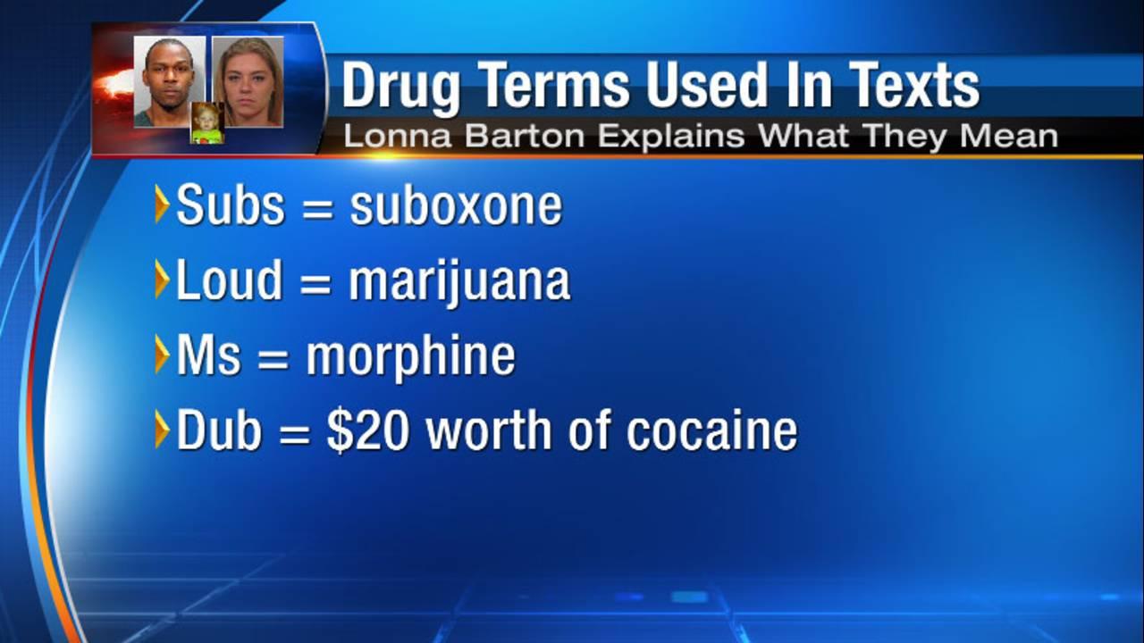 Drug slang explained at Ebron hearing