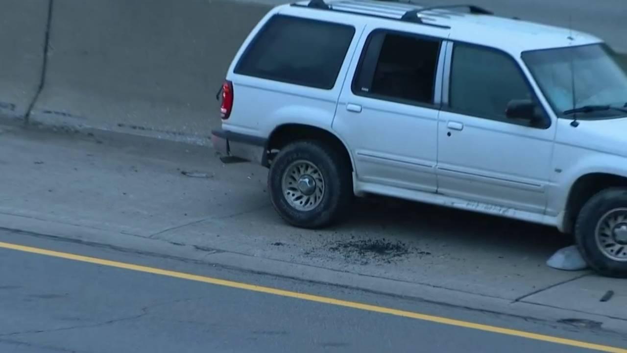 Northbound I-75 back open at I-94 in Detroit after deadly crash