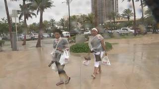 Alberto continues to dump rain on South Florida, prompting flooding fears