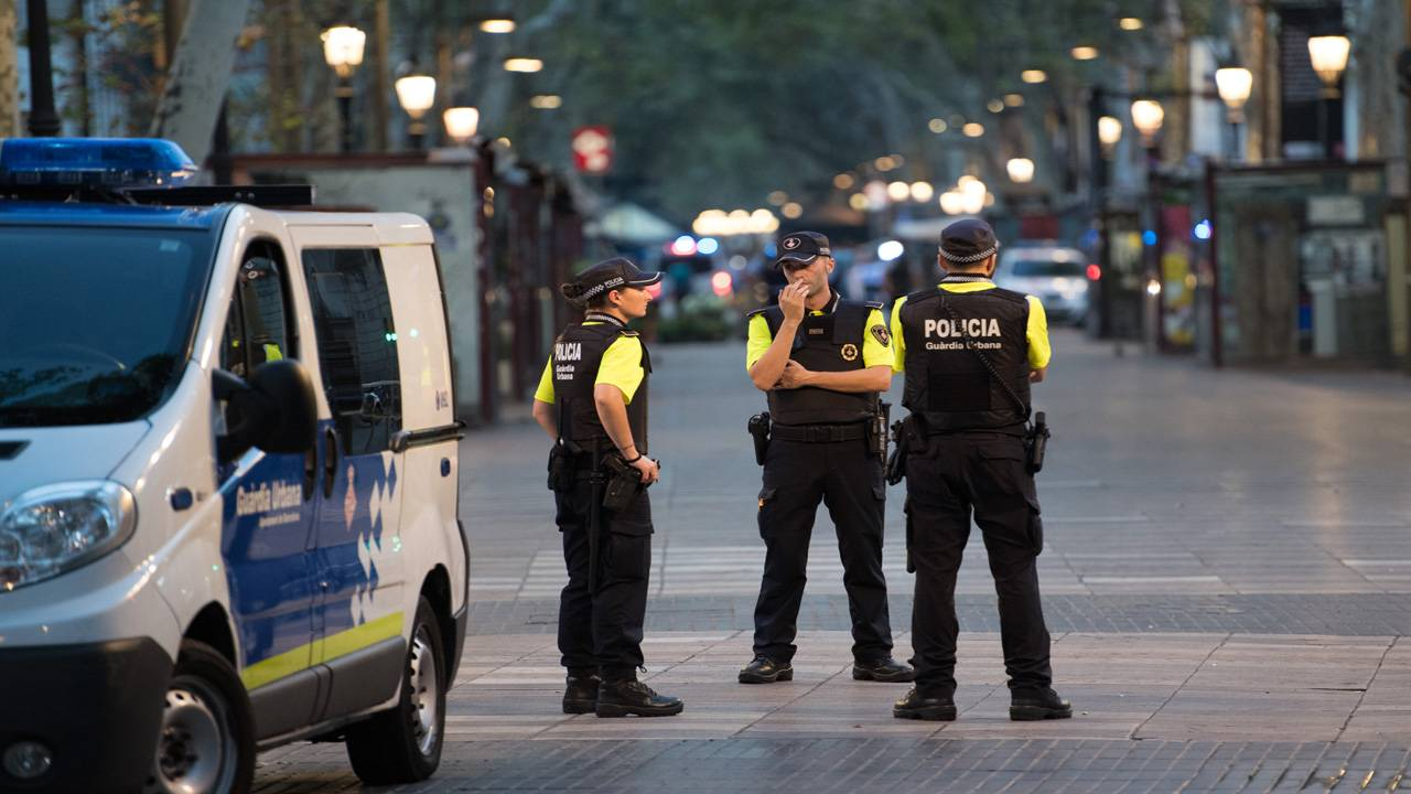 bba500228f3ee1 Spanish police kill 5 suspects linked to Barcelona attack