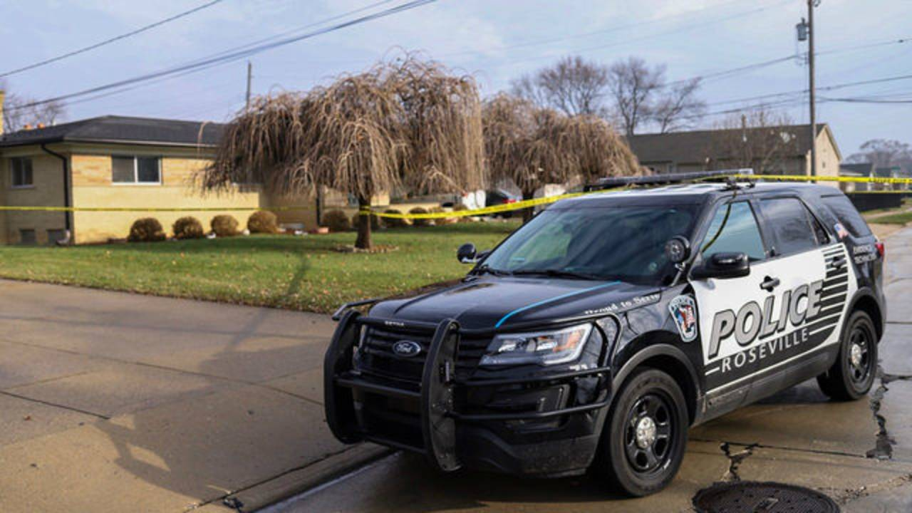 Roseville 4-year-old fatal shooting