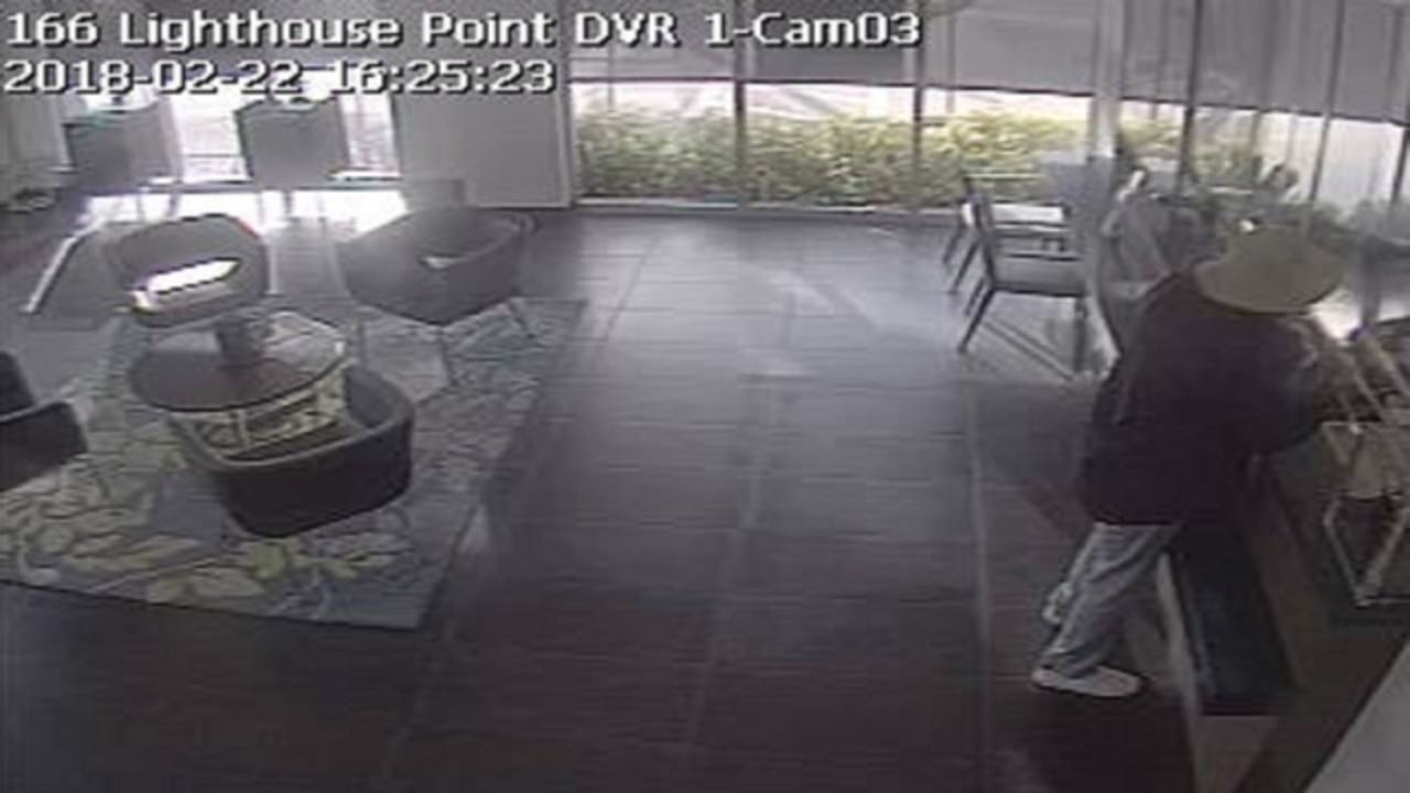 Lighthouse Point bank robber 2