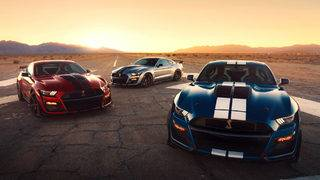 Ford says 2020 Mustang Shelby GT500 its most powerful car ever