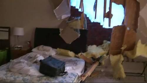 Sienna Plantation family recalls tornado damaging home during Harvey