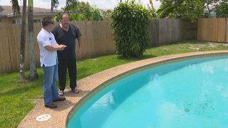Generous contractors dive in after pool company left family high and dry