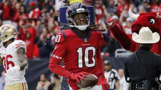 Texans' DeAndre Hopkins named to AP NFL All-Pro First Team