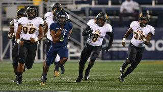 James Morgan leads FIU in 55-9 rout of Arkansas Pine bluff