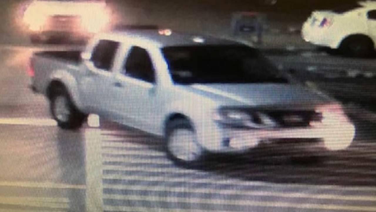 Nissan Frontier used by Walmart gunman in Hialeah Gardens