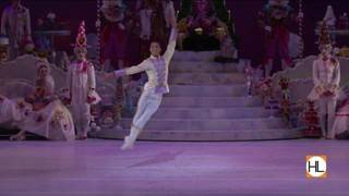 What it's like to dance as The Nutcracker Prince with The Houston Ballet
