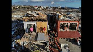 Photos: Mexico Beach residents return to destroyed homes