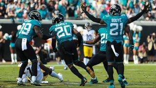 Jalen Ramsey responds to trade rumors with his play